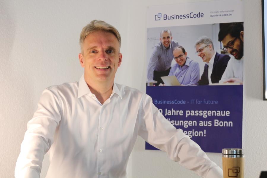 Digitalisierung von Prozessen - Interview mit BusinessCode Geschäftsführer Martin Schulze