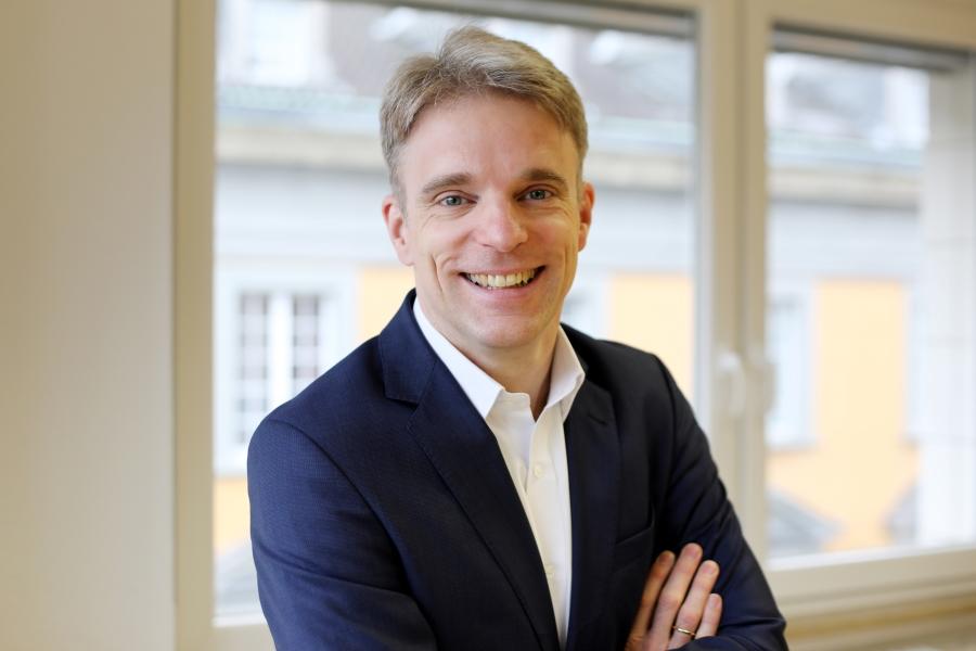Martin Schulze, CEO BusinessCode und BlueBox Systems